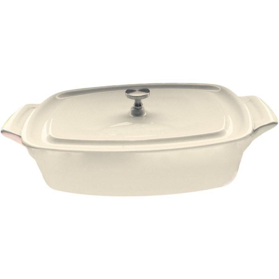 La Cuisine 0.6875-Quart Cast Iron Dutch Oven with Lid