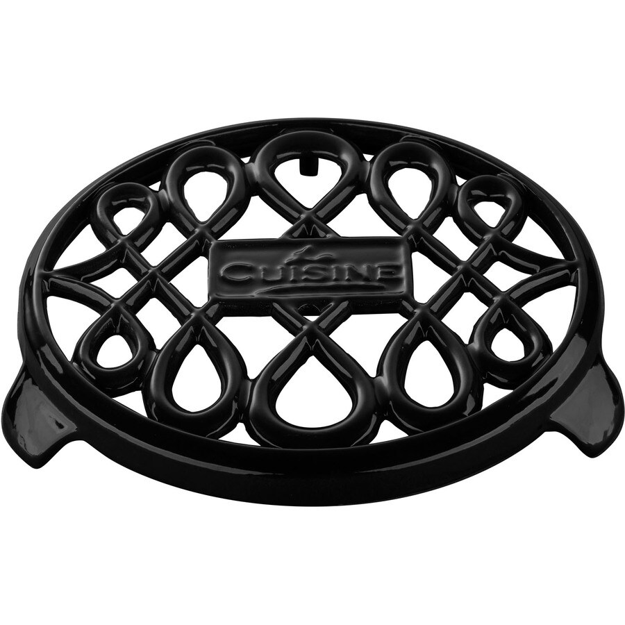 La Cuisine 7-in Cast Iron Tripod Stand