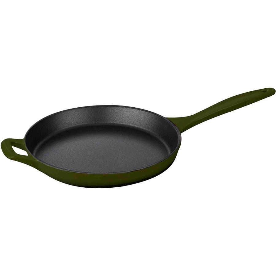 La Cuisine 10.6-in Cast Iron Skillet