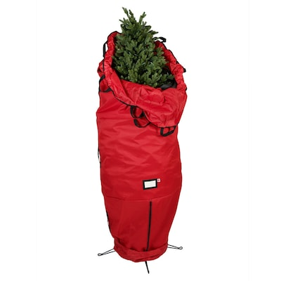 Christmas Tree Storage Bag.72 In X 30 In 60 5 Cu Ft Polyester Christmas Tree Storage Bag