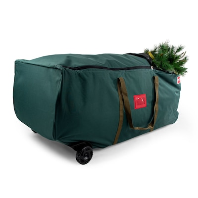 TreeKeeper 58-in W x 22-in H Polyester Christmas Tree ...