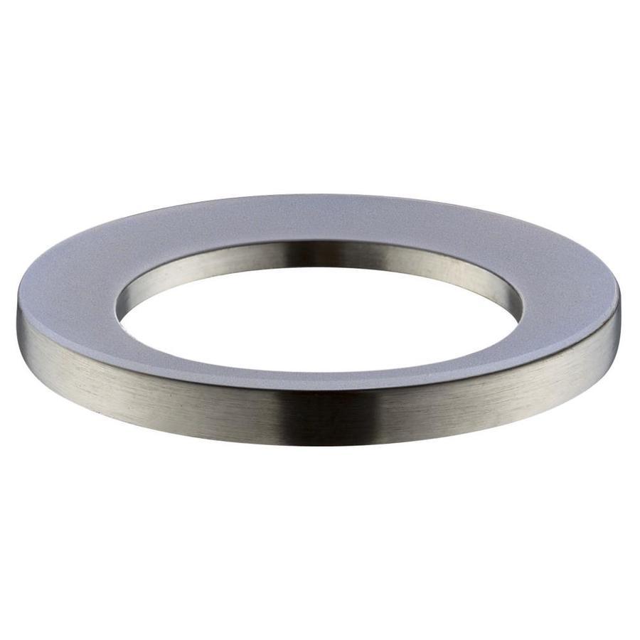 Avanity Brushed Nickel Mounting Ring for Vessel Sinks