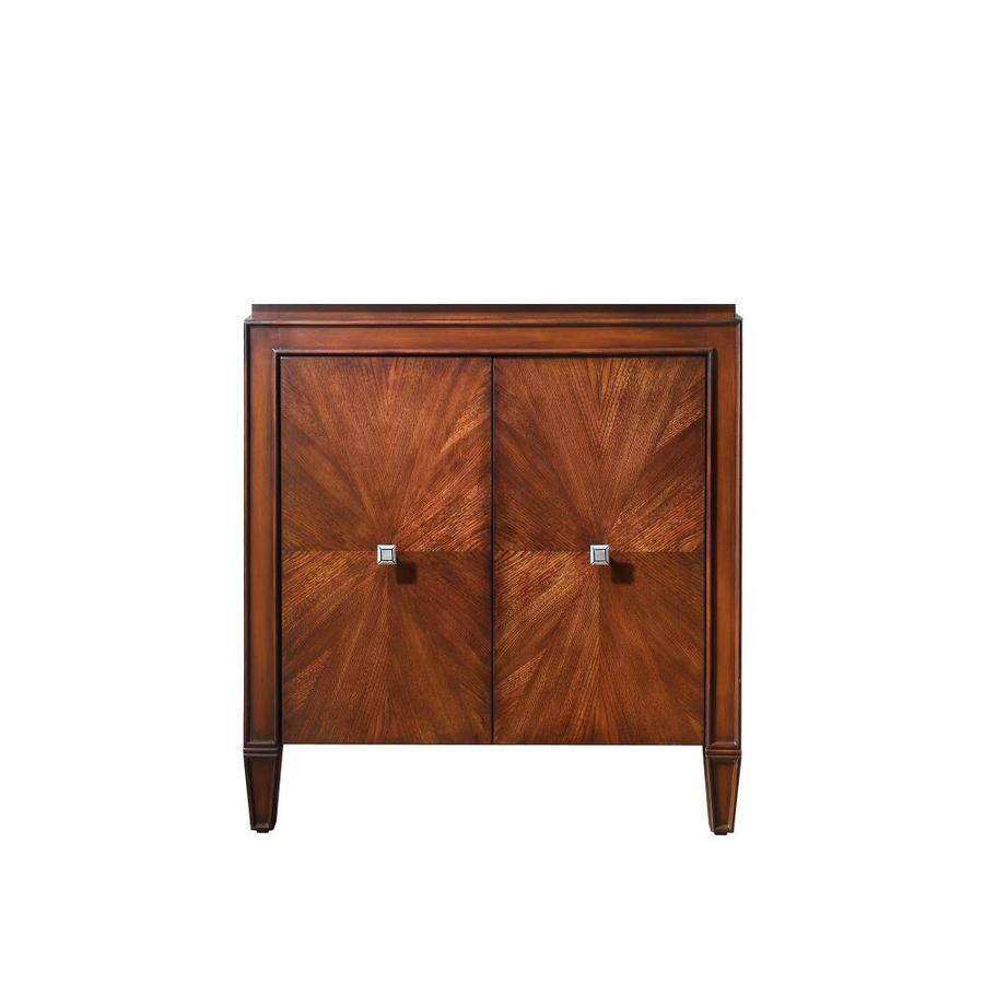 Avanity Brentwood New Walnut 31-in Traditional Bathroom Vanity