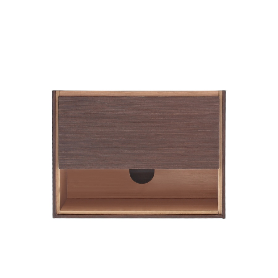 Avanity Sonoma Iron Wood (Common: 31-in x 20-in) Contemporary Bathroom Vanity (Actual: 31.1-in x 20.3-in)