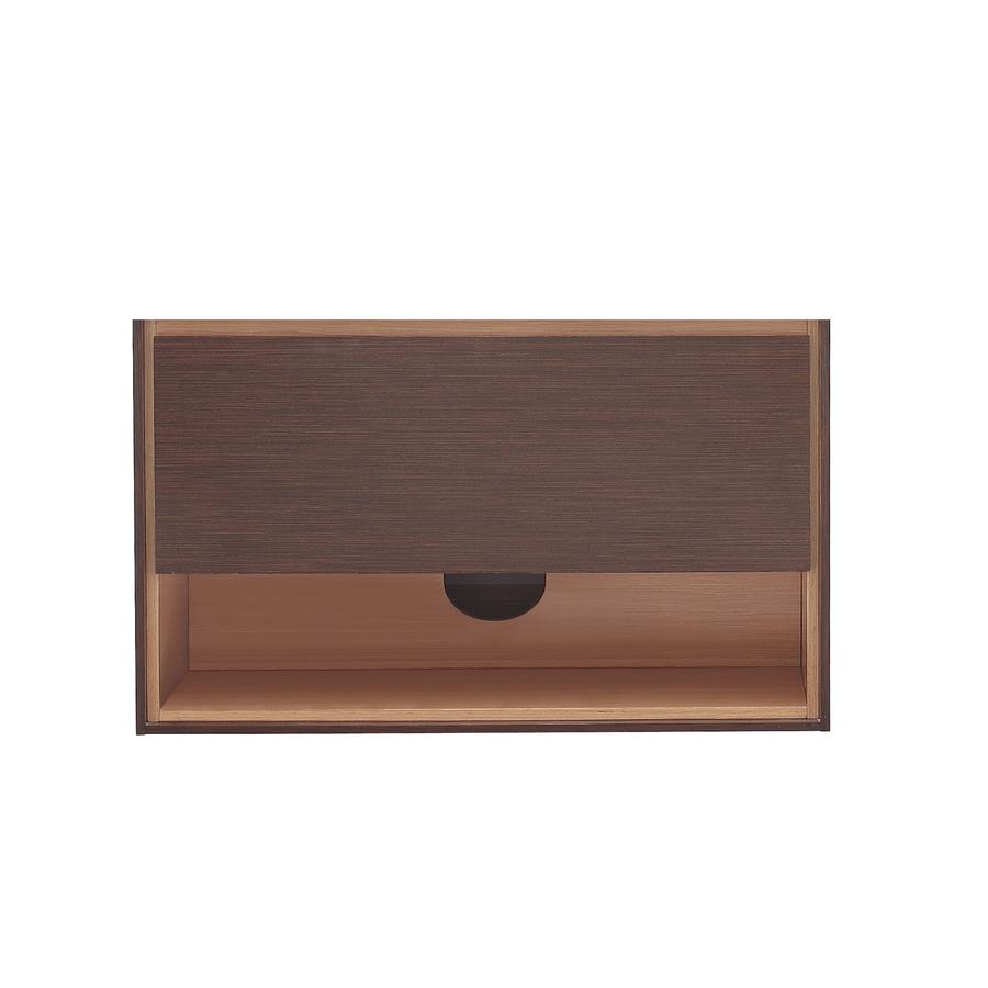Avanity Sonoma Iron Wood 39-in Contemporary Bathroom Vanity