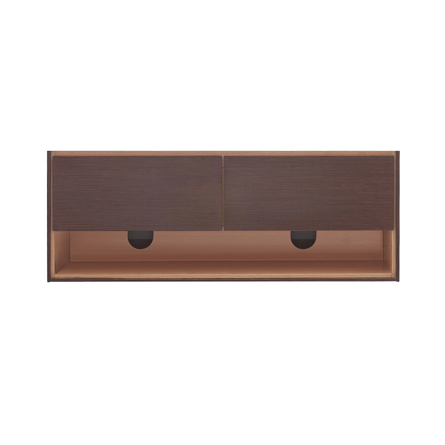 Avanity Sonoma Iron Wood 62.6-in Contemporary Bathroom Vanity