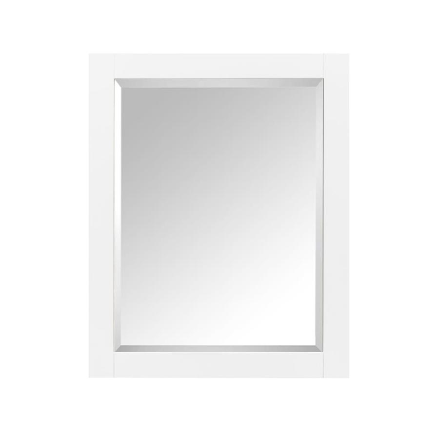 Avanity 14000 Series 24 In X 30 In Rectangle Surface Poplar Wood Mirrored  Medicine