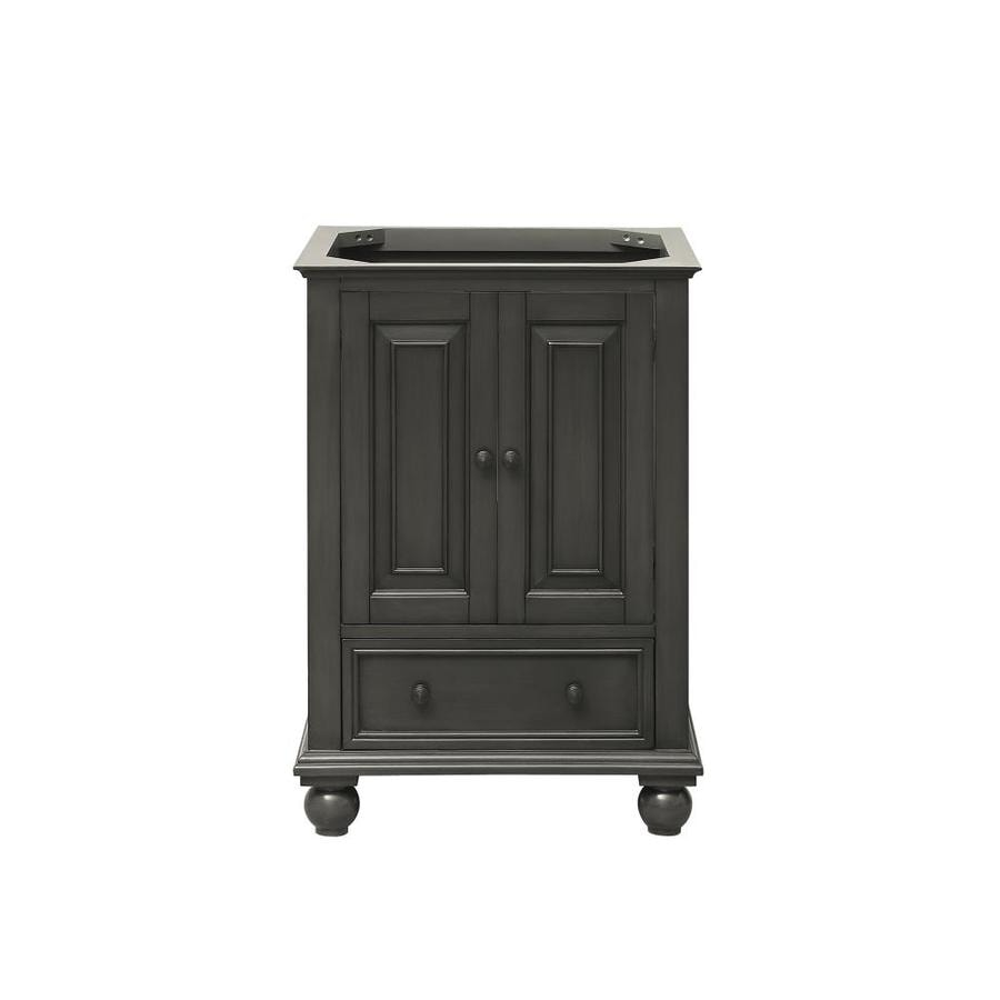 Avanity Thompson Charcoal Glaze 24-in Traditional Bathroom Vanity
