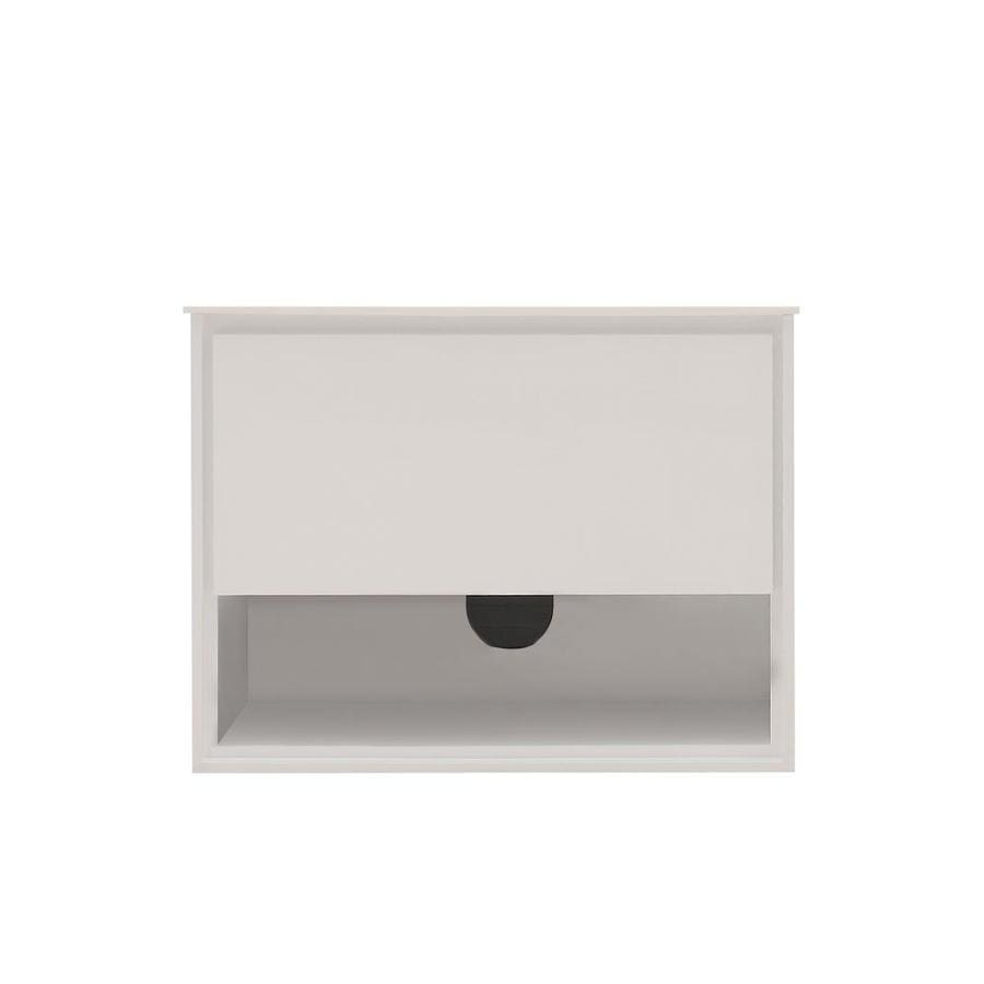 Avanity Sonoma Wall-mount White Bathroom Vanity (Common: 31-in x 20-in; Actual: 31.1-in x 20.3-in)