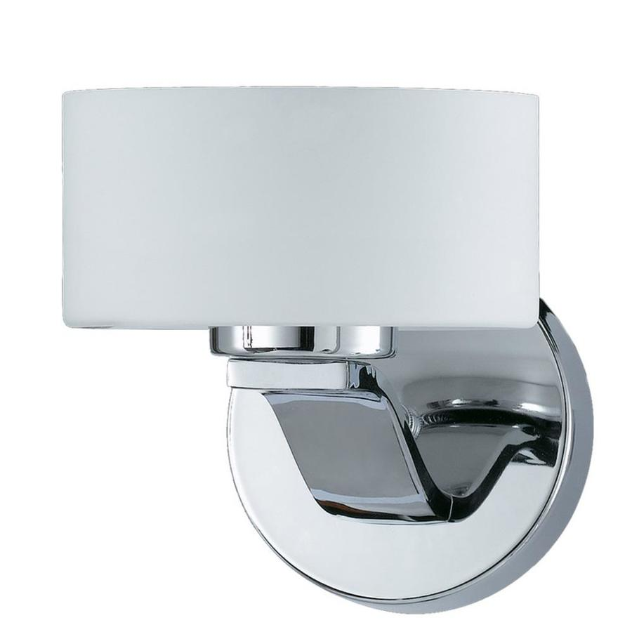 Copia 10-in W 1-Light Chrome Arm Wall Sconce