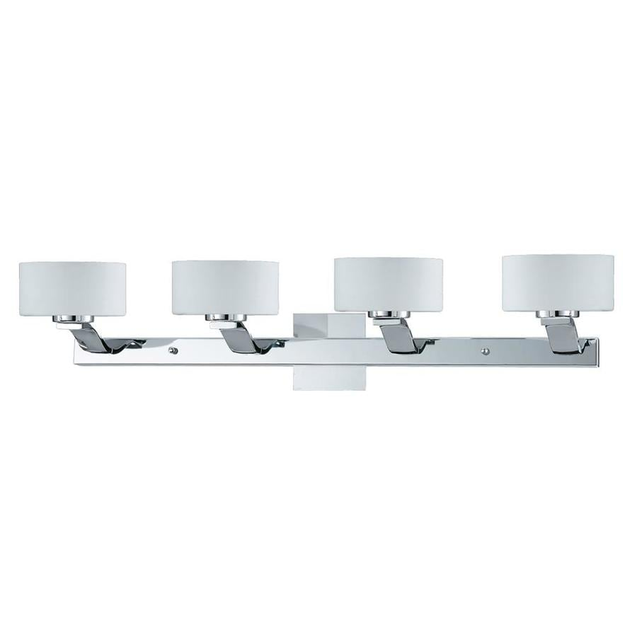 Copia 4-Light 6-in Chrome Vanity Light