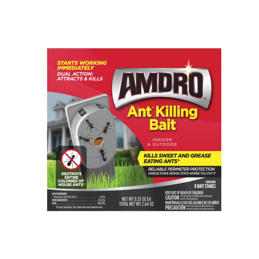 AMDRO 8-Count Ant Bait Station