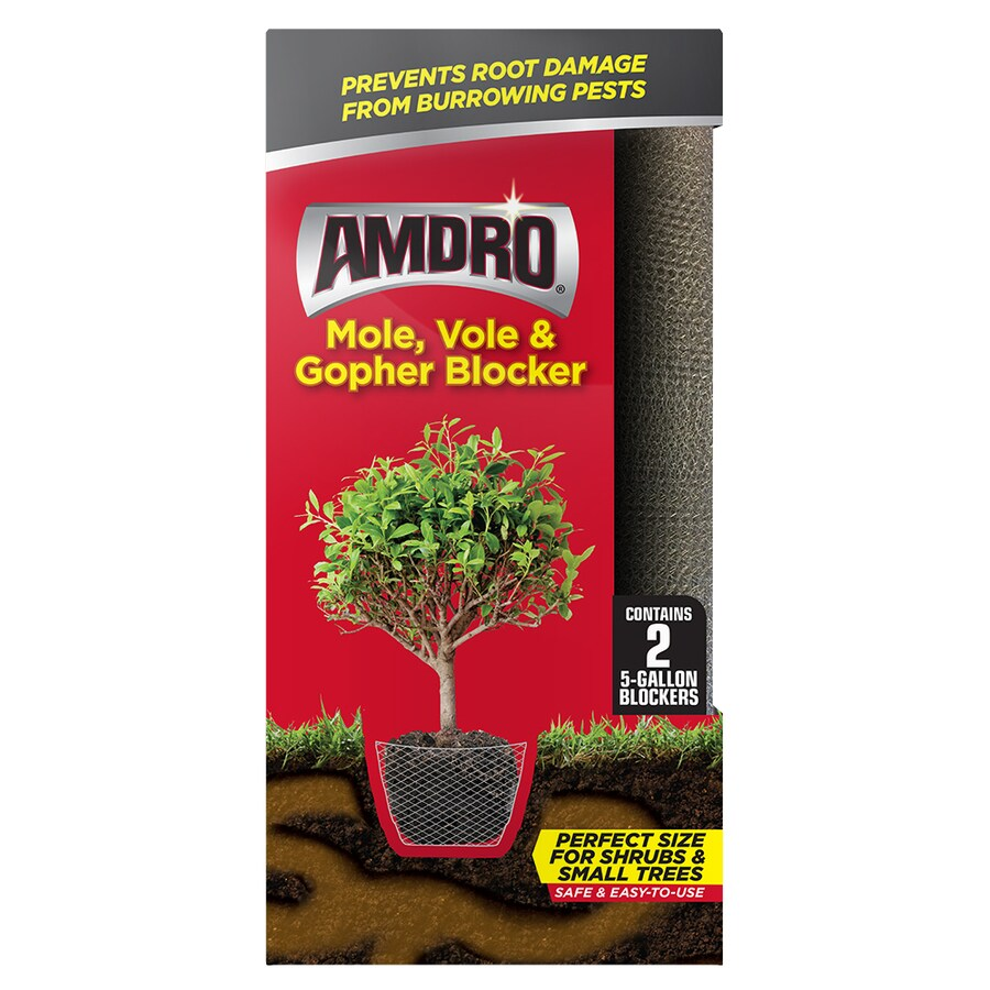 AMDRO 2 Mole and gopher repellent