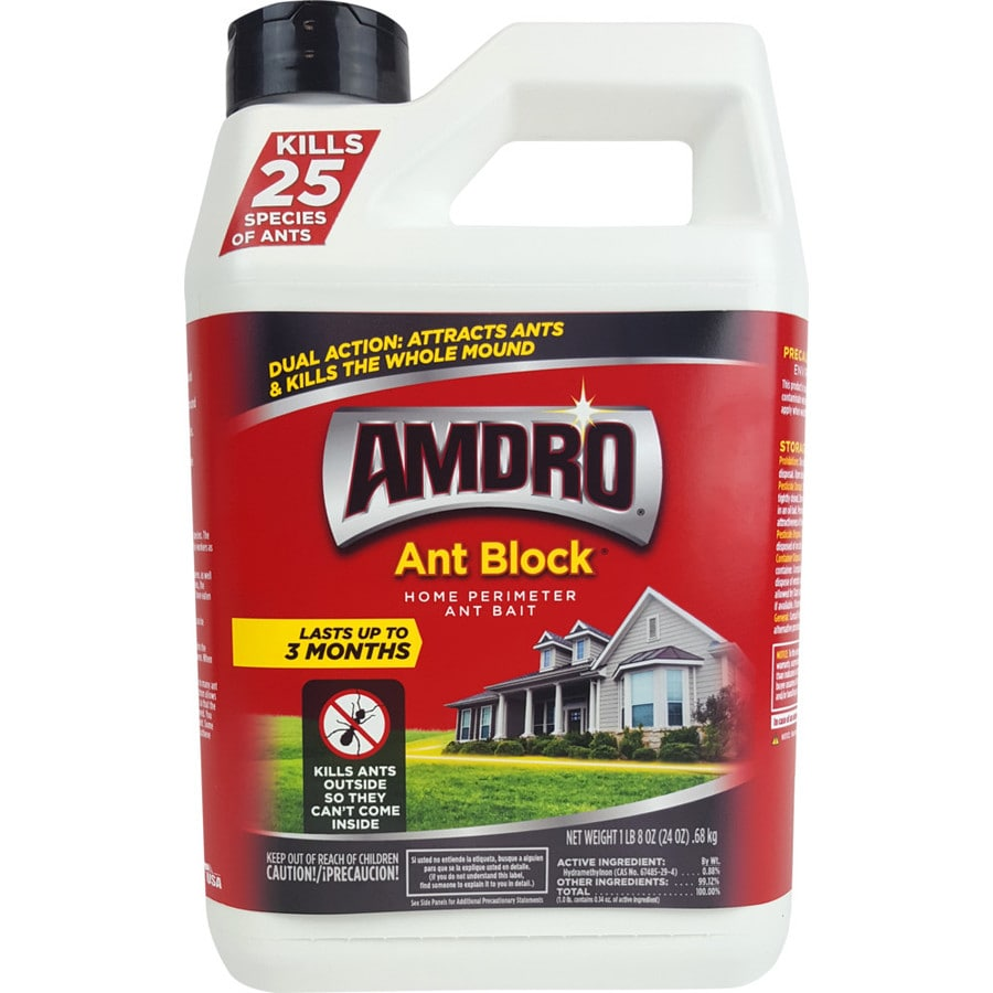 Amdro Ant Block 24 Oz In The