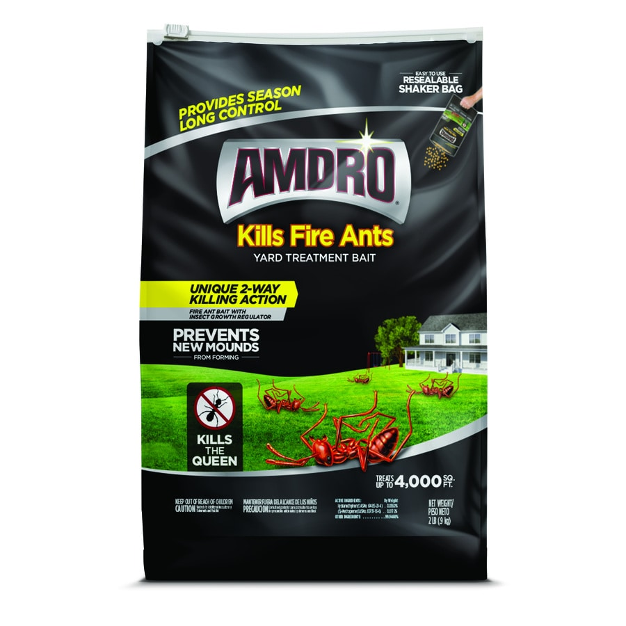 AMDRO Yard Treatment 2-lb Fire Ant Bait