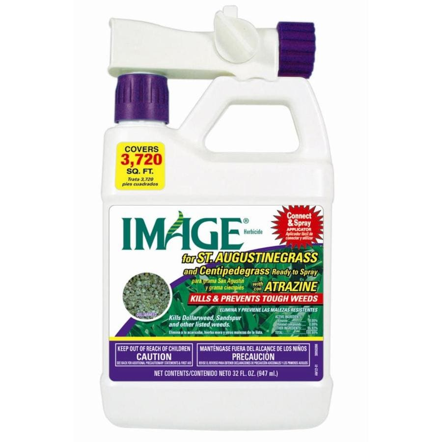 IMAGE St Augustine with Atrazine 32-oz Weed Killer