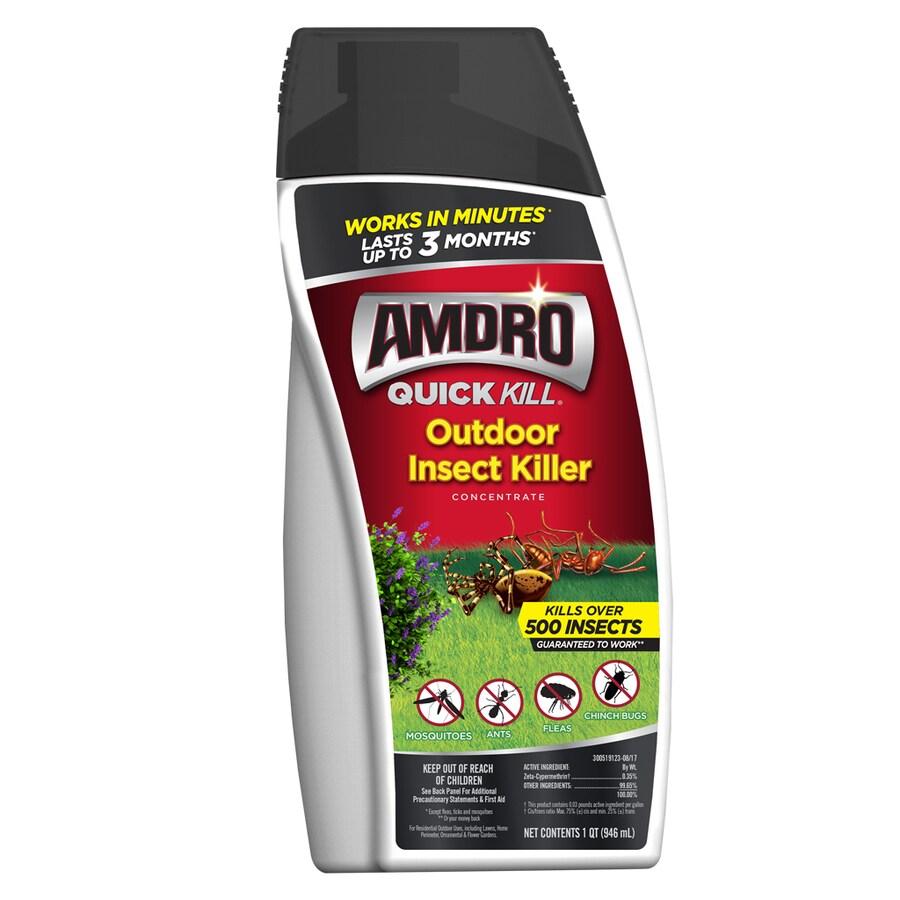 AMDRO Quick Kill Organic Insect Killer