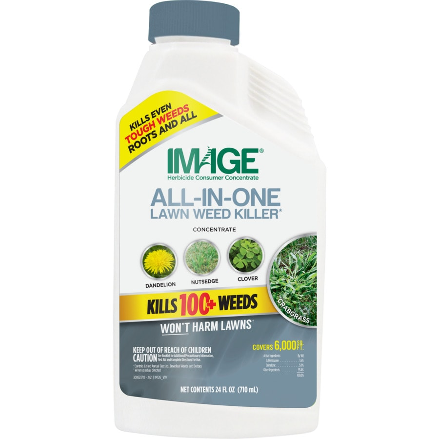 Image All In One 24 Oz Concentrate Weed Killer At