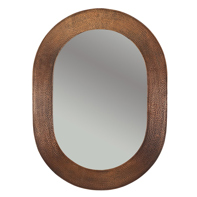 Oil Rubbed Bronze Oval Bathroom