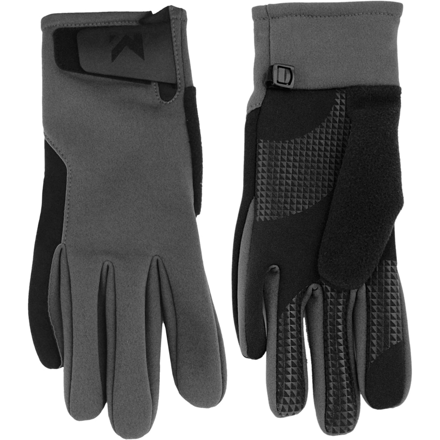 Mission Large/X-Large Male Polyester High Performance Gloves