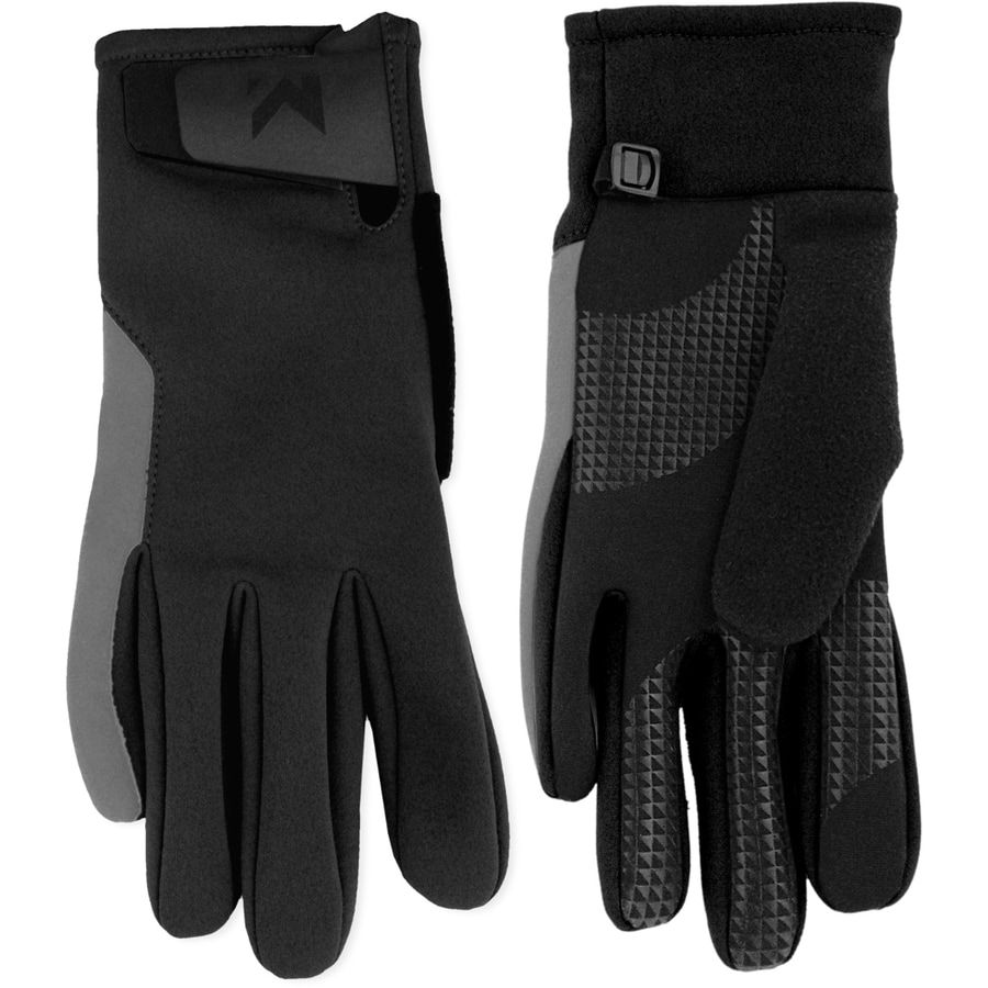 Mission X-Small/Small Female Polyester High Performance Gloves