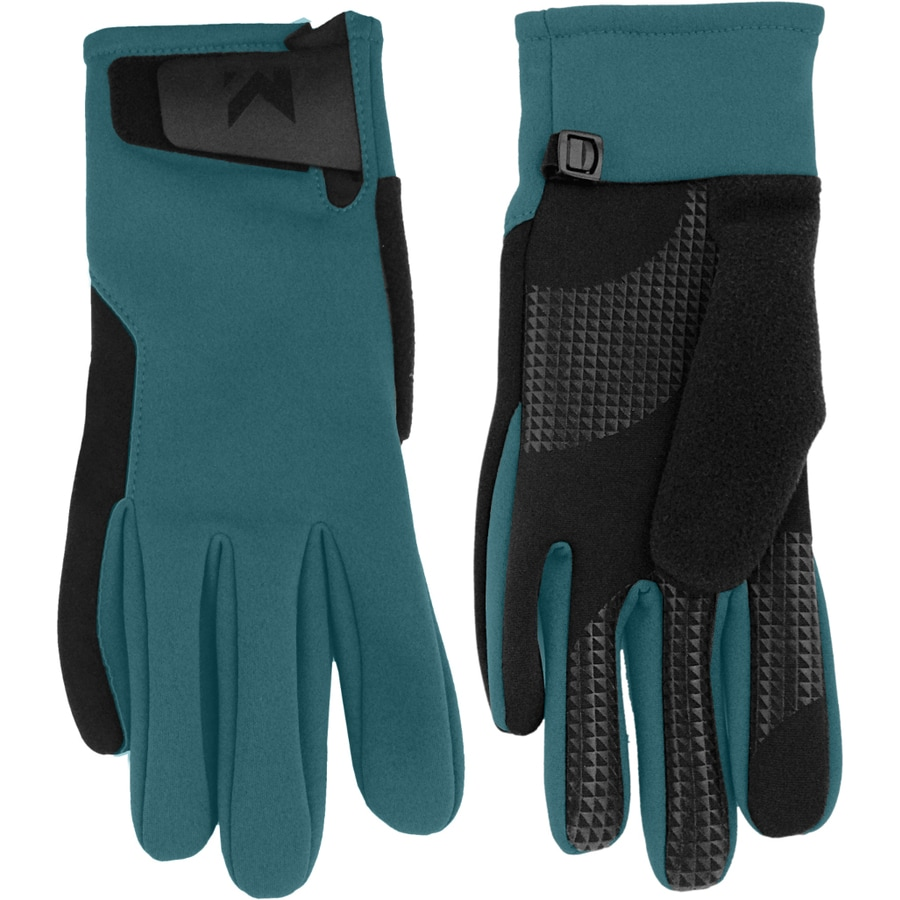 Mission Medium/Large Female Polyester High Performance Gloves