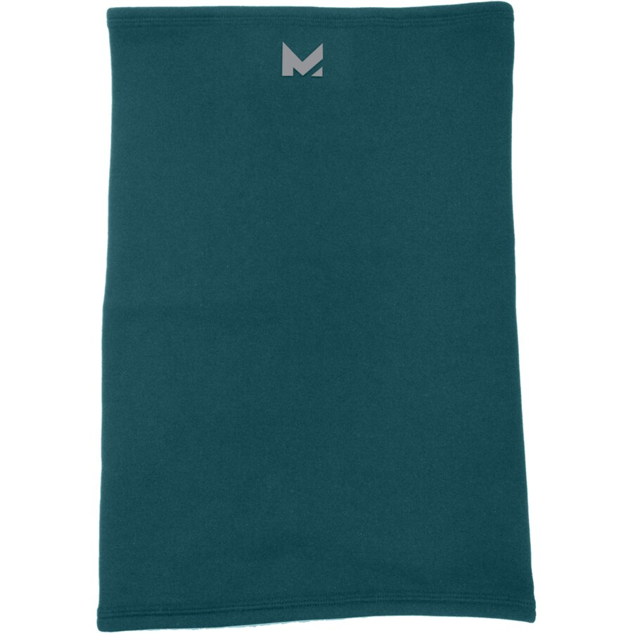 Mission One Size Fits Most Unisex M Teal Fleece Knit Hat