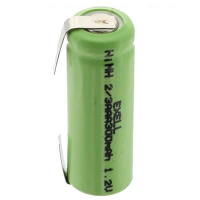 Nickel Metal Hydride Battery >> Rechargeable Nickel Metal Hydride Nimh 2 3aaa Assembly Cell Batteries