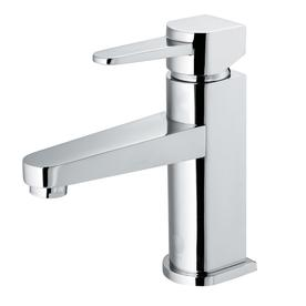 VIGO Soria Chrome 1 Handle Single Hole WaterSense Bathroom Faucet