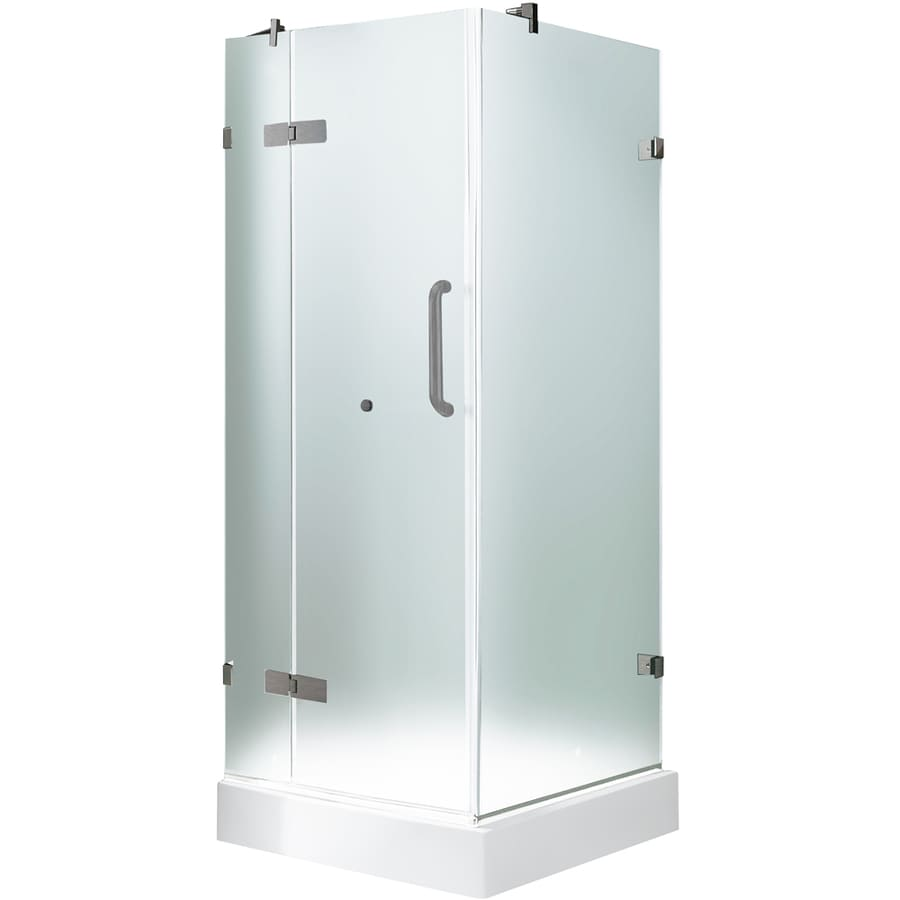 Small Shower Stalls Home Depot Durastall 32 in x 32 in x 75 in ...