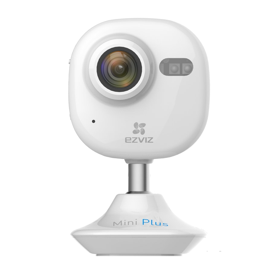 EZVIZ Mini Digital Wireless Indoor Security Camera with Night Vision