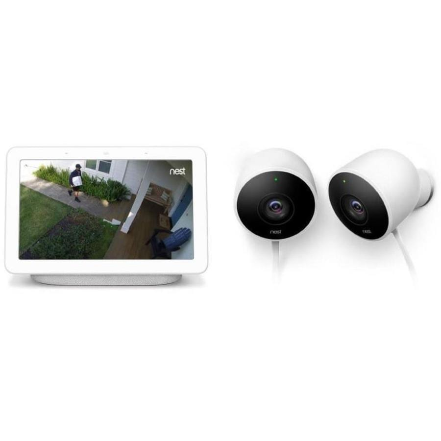 google cam outdoor 2 pack digital wireless outdoor 2 pack security rh lowes com