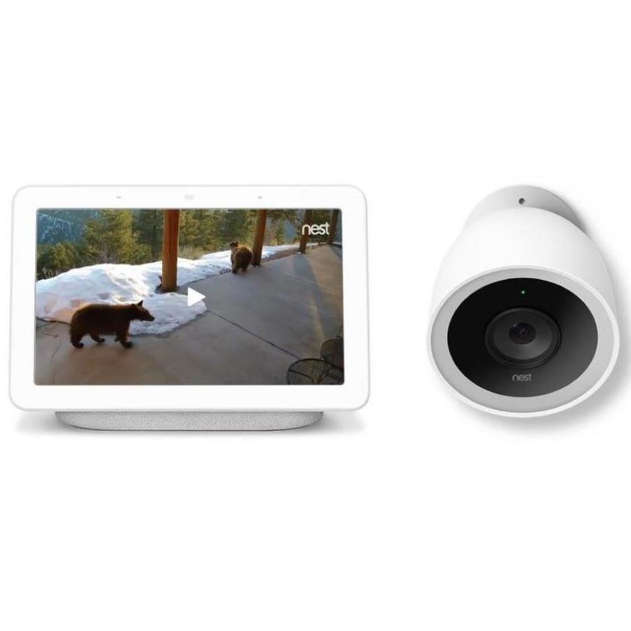 google cam iq outdoor security camera digital wireless outdoor rh lowes com