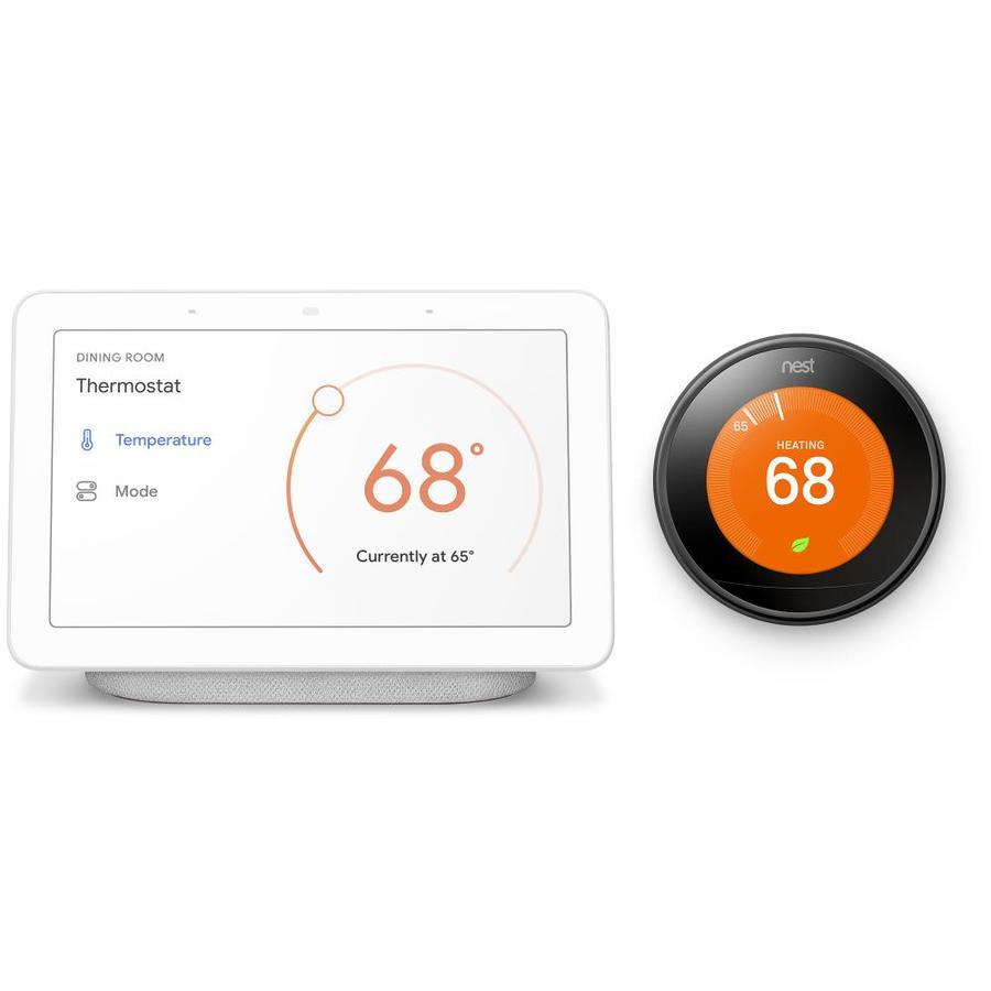 Google Learning Thermostat, 3rd Generation Smart Thermostat with Wi