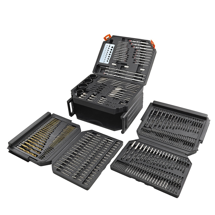 Portamate 300-Piece Screwdriver Bit Set