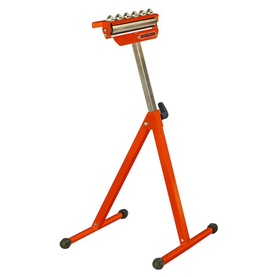 Portamate Pedestal Roller Stand 2 Pack