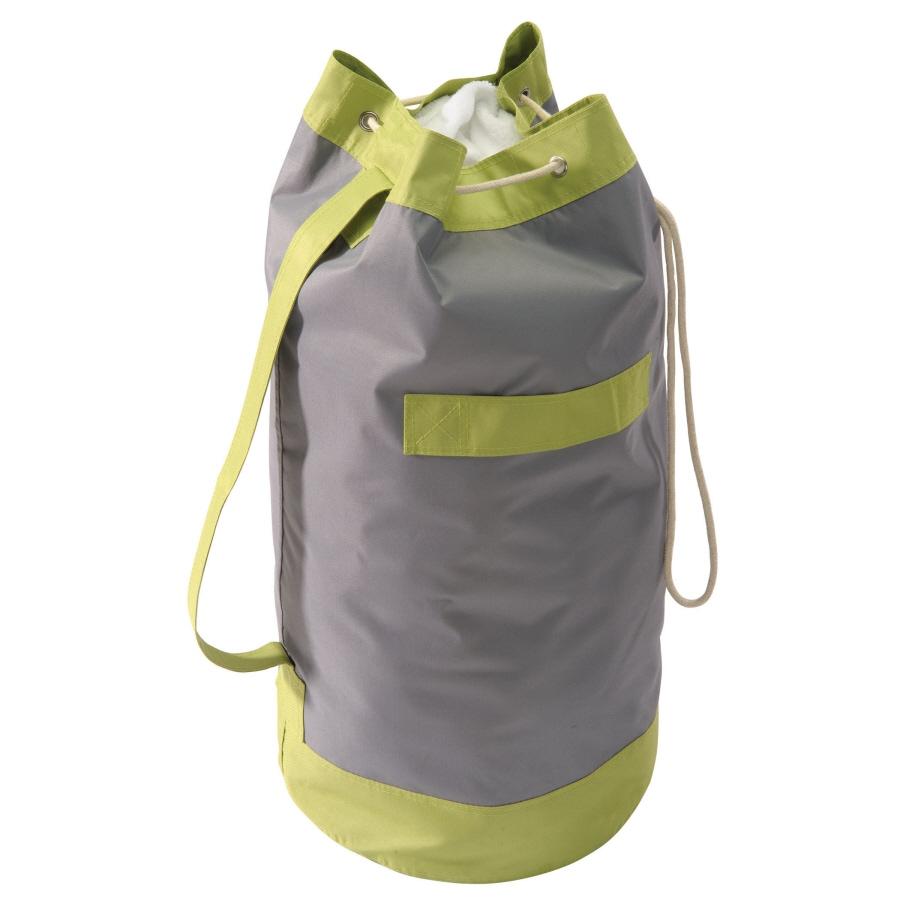 Real Organized 600d Heavy Duty Laundry Bag Lime Grey Or Orange
