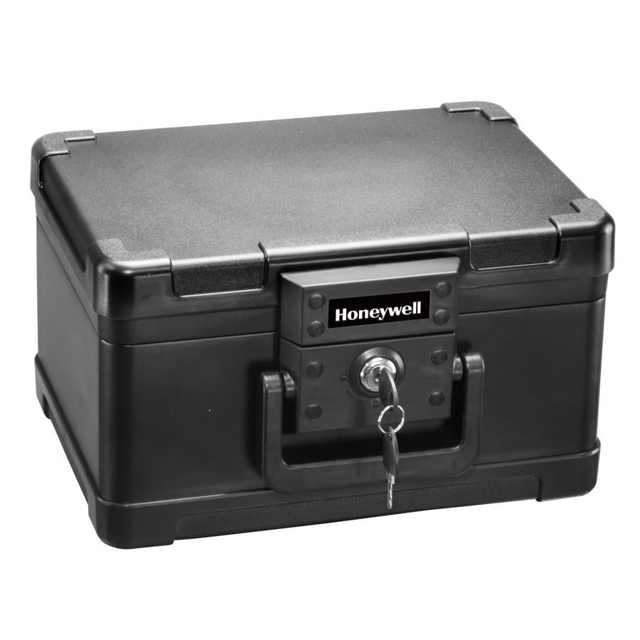 Honeywell 0.15-cu ft Fire Resistant Chest Safe