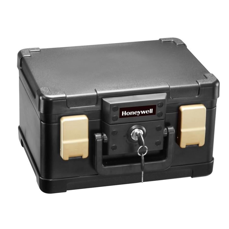 Honeywell 0.15-cu ft Fire Resistant Waterproof Chest Safe