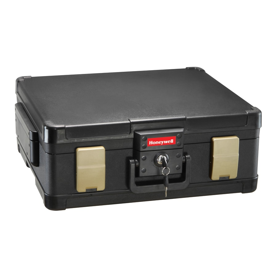 Honeywell 0.45-cu ft Fire Resistant Waterproof Chest Safe