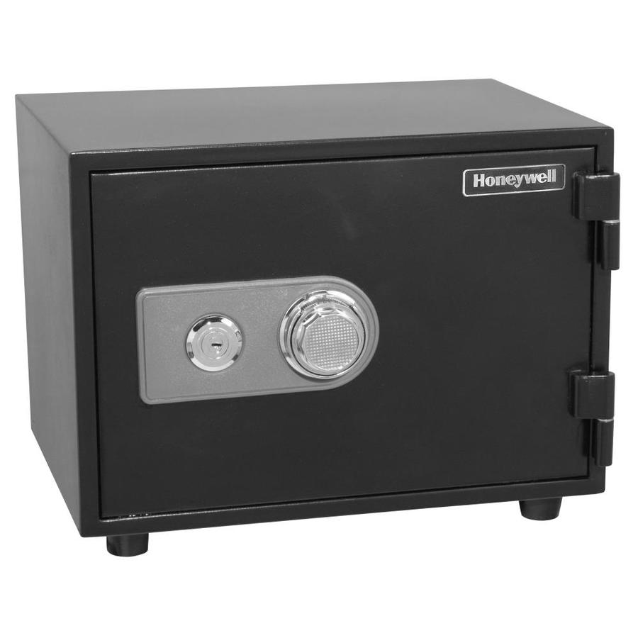 lovely Lowes Fireproof Safe Part - 16: Honeywell 0.61-cu ft Fire Resistant Waterproof Chest Safe