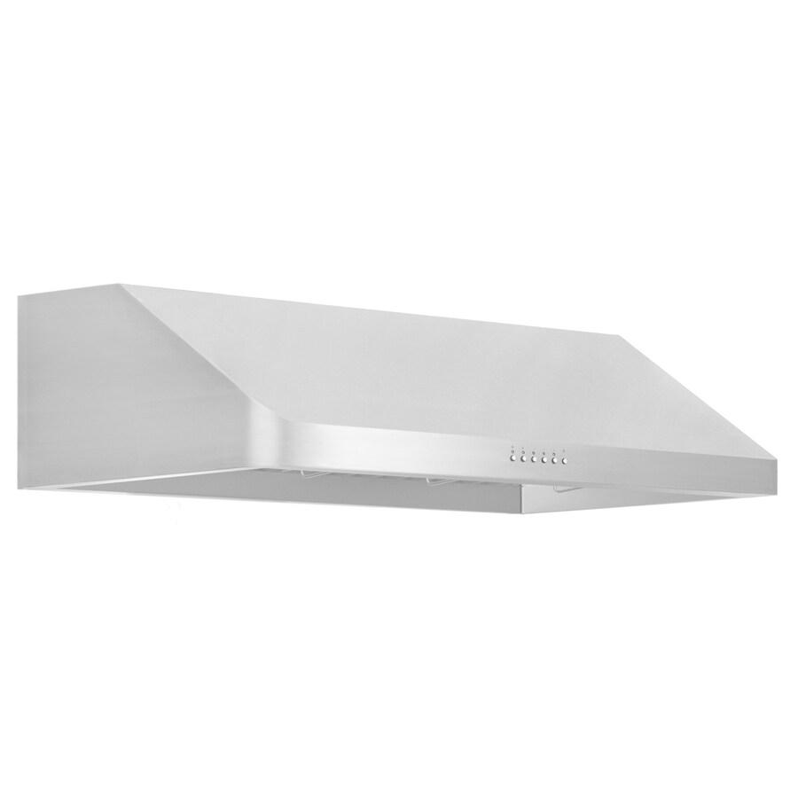 ZLINE KITCHEN & BATH Undercabinet Range Hood (Stainless Steel) (Common: 48-in; Actual: 48-in)