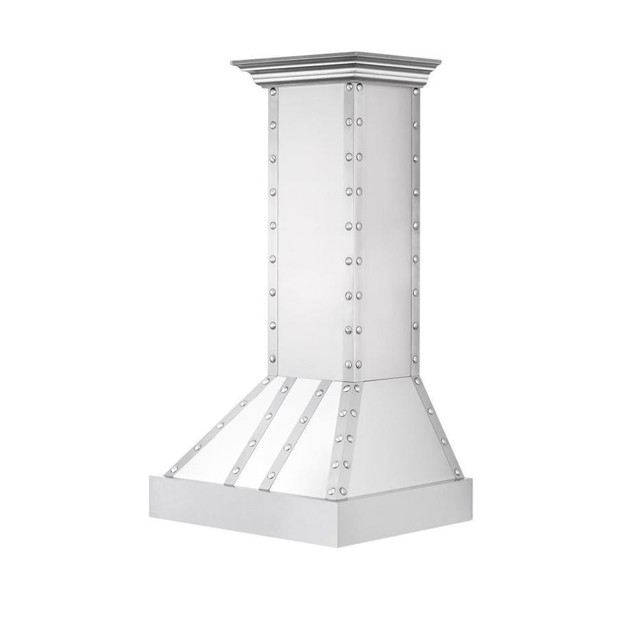 Zline Kitchen Amp Bath 30 In Convertible Stainless Steel