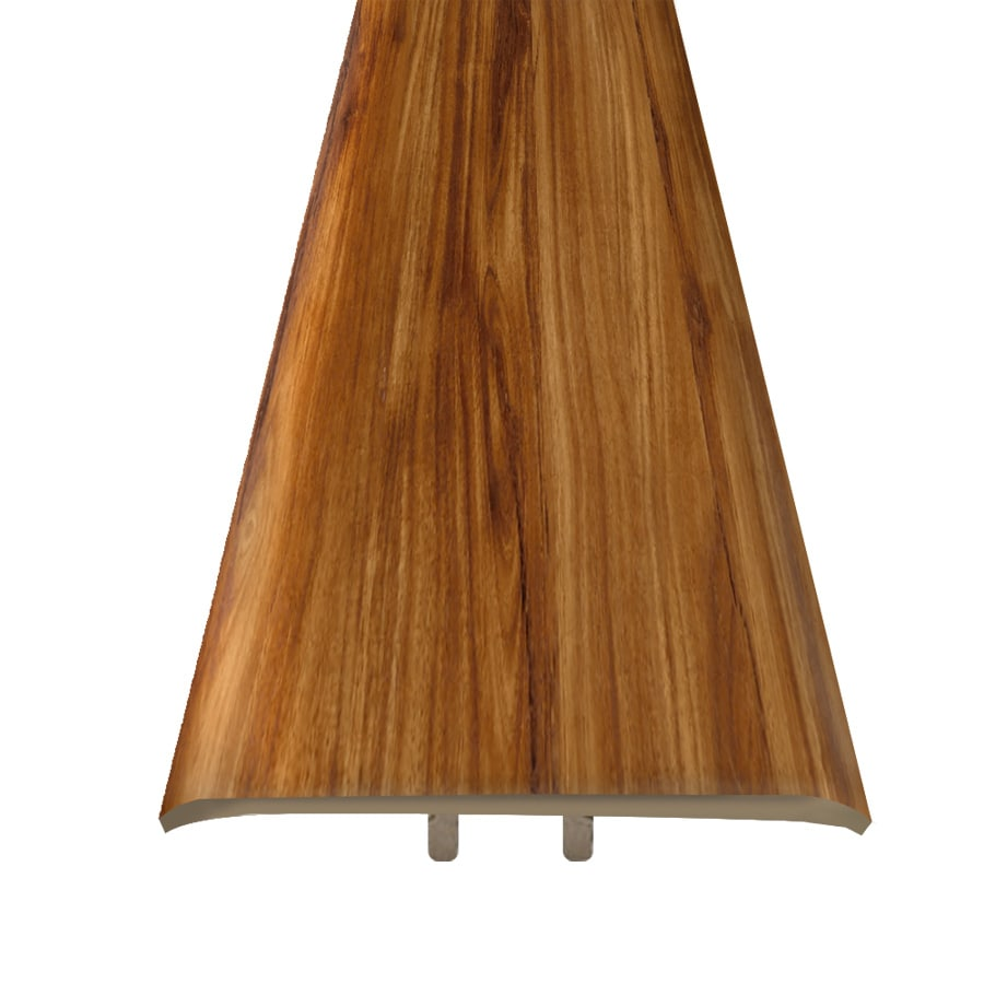 Arcade Green 1.5-in x 96-in Golden Koa Natural Wood T-Moulding Floor Moulding