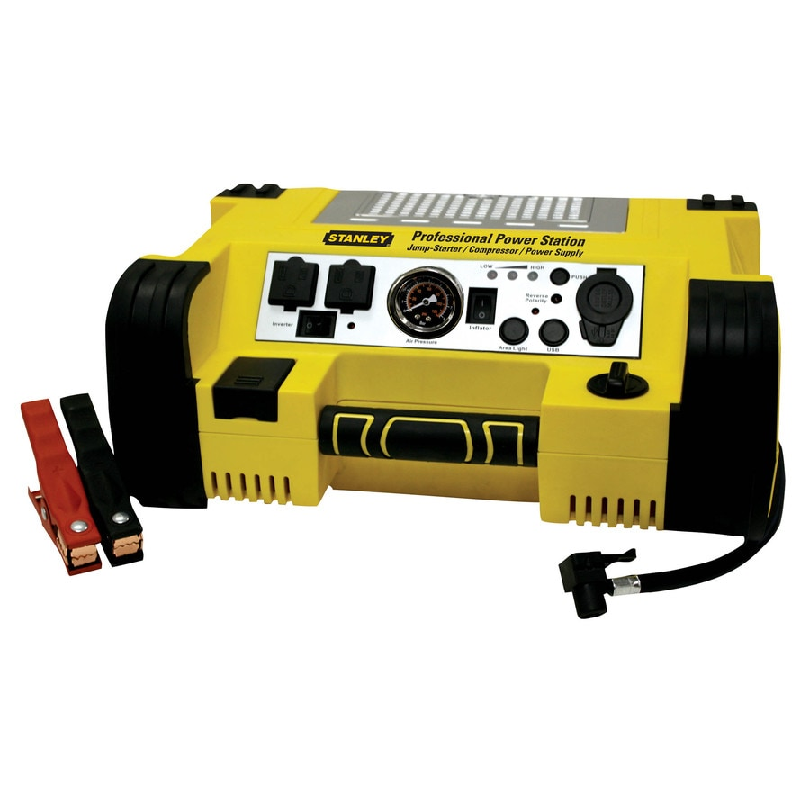 Stanley 450-Amp Portable Power Station