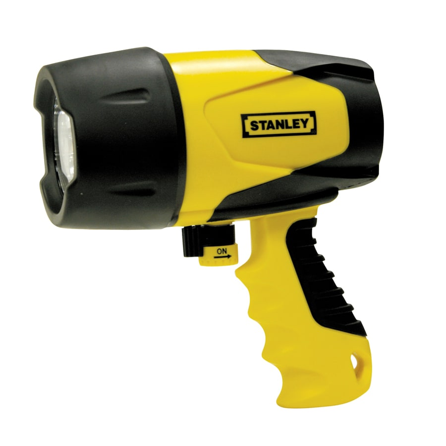 Stanley 120-Lumen LED Spotlight Rechargeable Battery Flashlight (Battery Included)