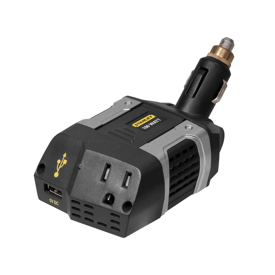 Stanley 120-Watt Power Inverter