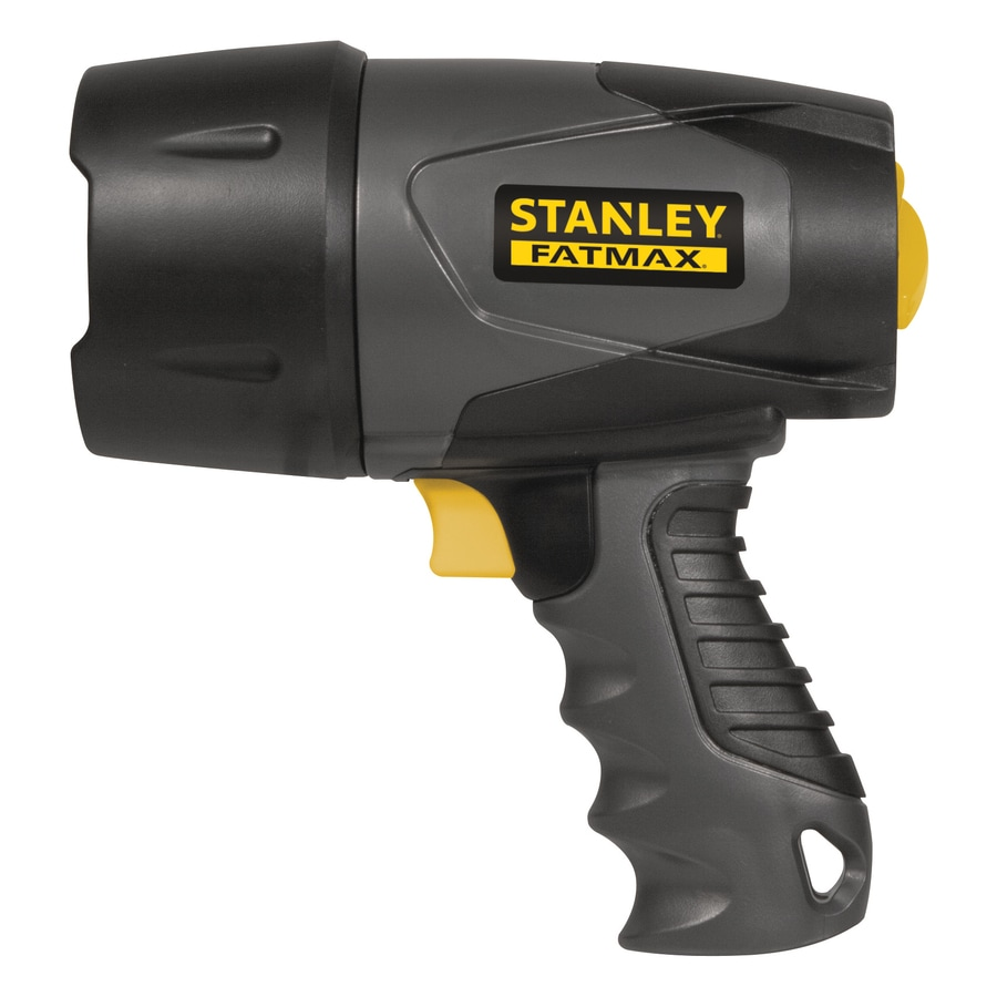 Stanley FatMax Fatmax 450-Lumen LED Rechargeable Spotlight Flashlight