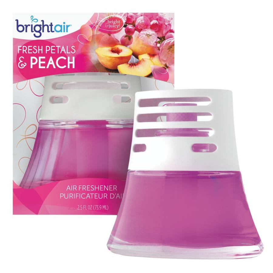 BRIGHT Air Fresh Petals and Peach Liquid Air Freshener