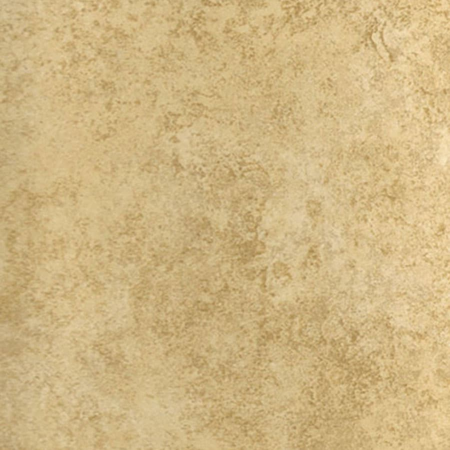 SnapStone Non-Interlocking 44-Pack Sand Porcelain Floor Tile (Common: 6-in x 6-in; Actual: 5.74-in x 5.74-in)